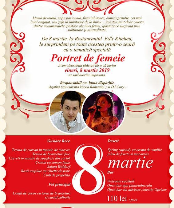 8 Martie la Frontier Hotel Romania