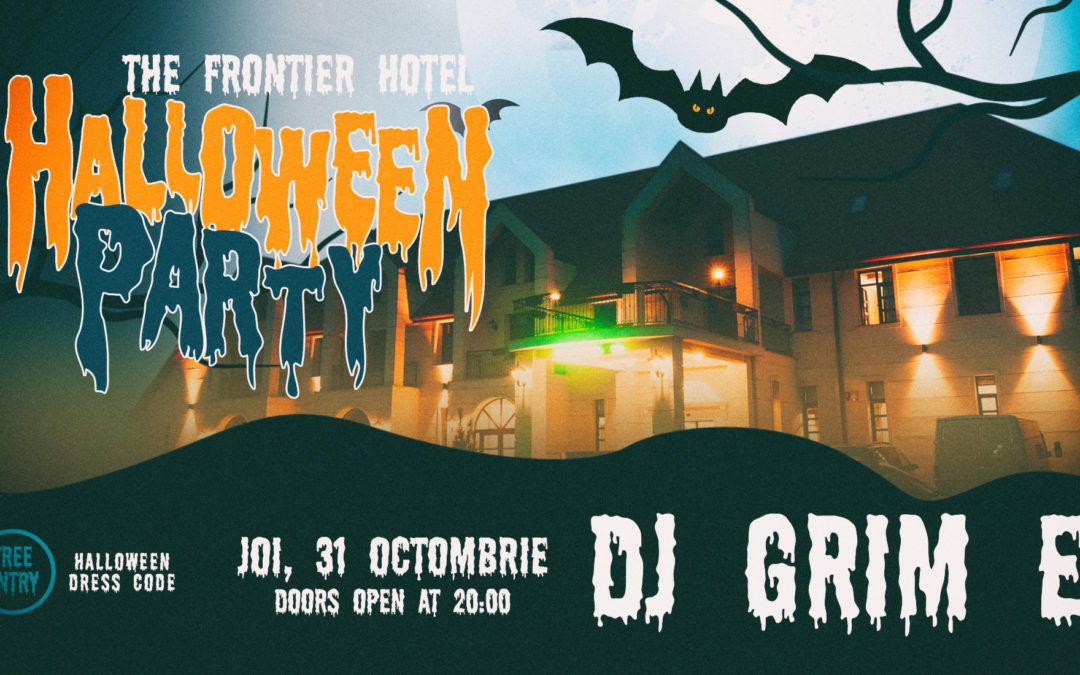 Halloween Party la The Frontier Hotel