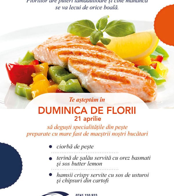 Duminica de Florii la Frontier Hotel Romania