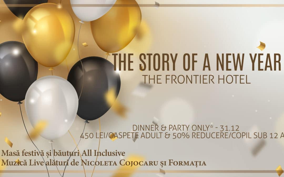 Revelion la The Frontier HOTEL